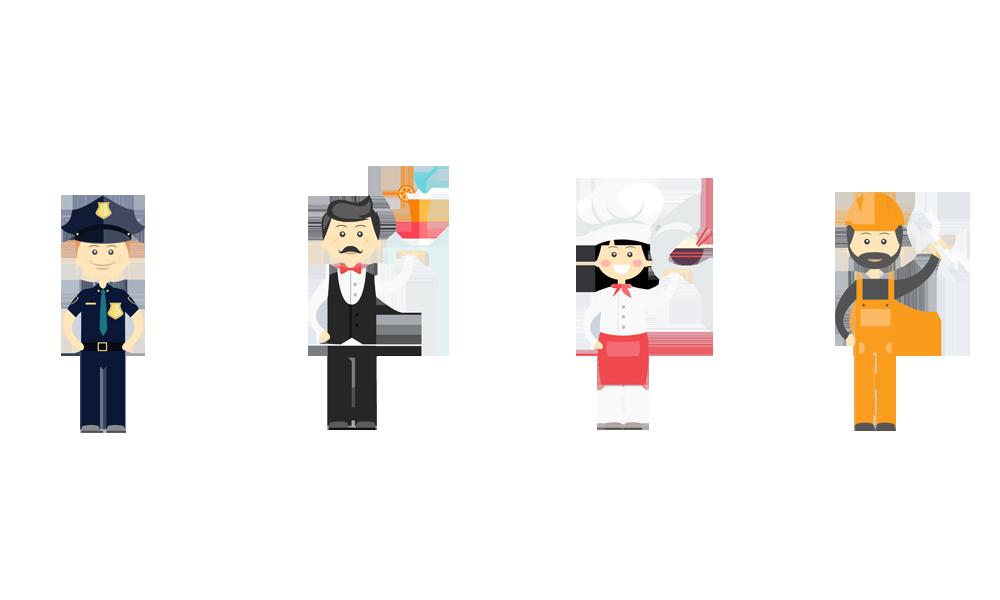 Camareros para catering madrid